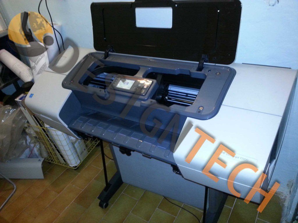 centro assistenza plotter hp vomero